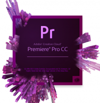 Adobe Creative Cloud Premiere Pro CC Logo